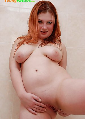 image Teen with perfect tits fucked and cummed on